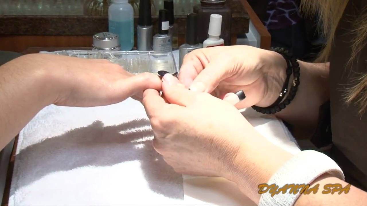 Dyanna spa best nail salon new york ny manicure pedicure for 24 nail salon nyc