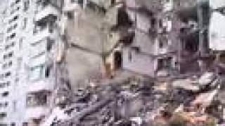 Взрыв газа в Днепропетровске