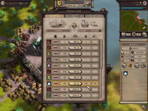 Patrician IV: Feature Video #1 How to Trade |