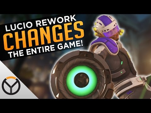 Overwatch: Lucio Rework Changes EVERYTHING! - Meta Discussion