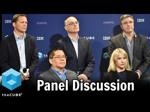Panel Discussion | IBM Fast Track Your Data 2017