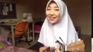 كن أنت « غنوة حمود الخضر» بصوت فتاة اندونيسية Hamood Alkoudher Kun Anta