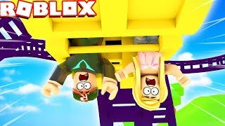 WE BUILD THE BEST AMUSEMENT PARK IN ROBLOX!!! | Vito and Bella