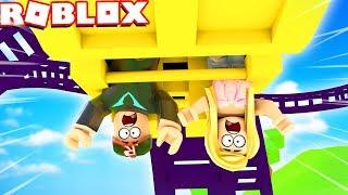 BUDUJEMY NAJLEPSZY PARK ROZRYWKI W ROBLOX!!! | Vito i Bella