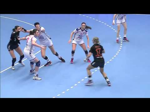 Top five plays for December 13 | IHFtv - IHF Women's Handball World Championship, Denmark 2015‬