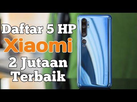 5 Smartphone dengan Kamera Terbaik dari Xiaomi, Setara dengan DSLR??.