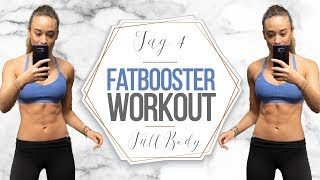 Verbrenn DEIN FETT in 12 MINUTEN Workout - Bauch, Beine, Po & Oberkörper