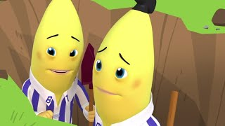 In a Hole - Full Episode Jumble - Bananas In Pyjamas Official