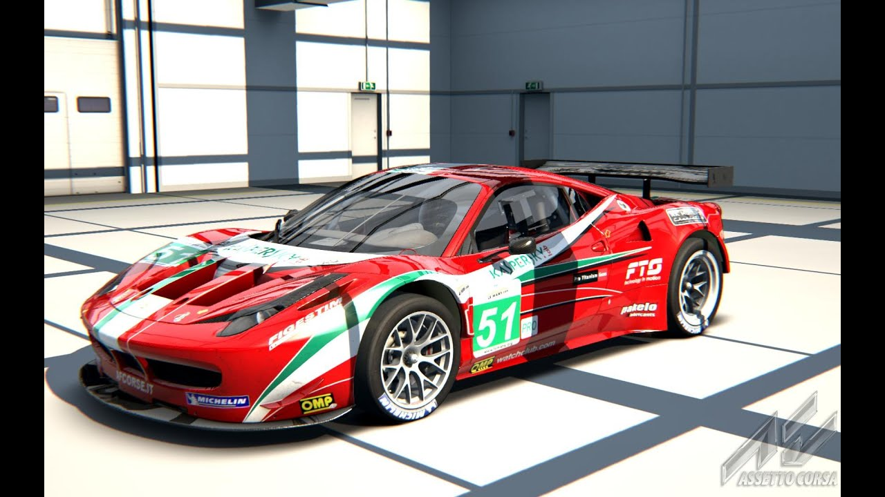 how to add cars to assetto corsa