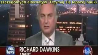 Richard Dawkins nazwany publicznie