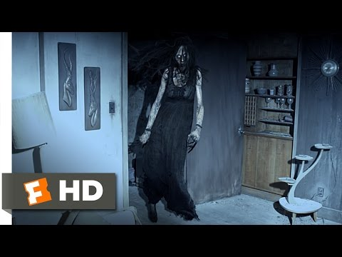 Mama (7/10) Movie CLIP - I Know What You Want (2013) HD