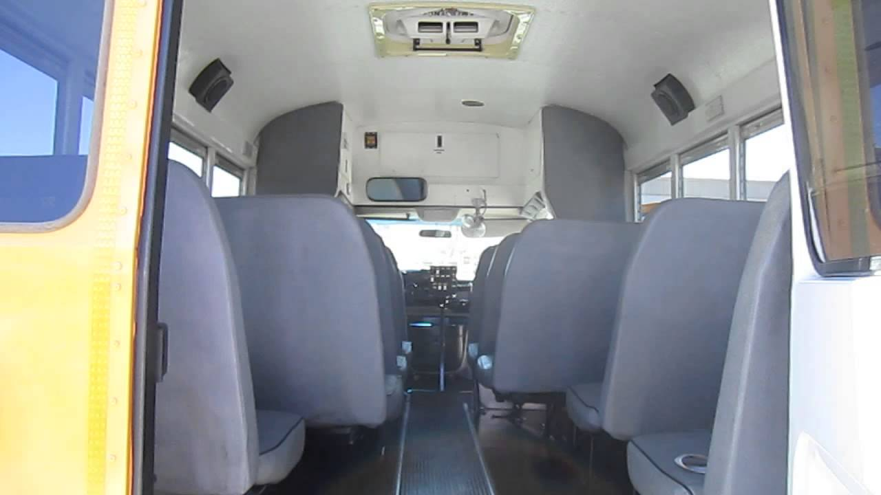 Bus Interior Mid School Bus