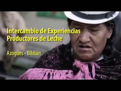 Intercambio Experiencias, Productores de Leche - COAC Jardín Azuayo