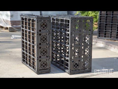Tournesol Vgm Modular Living Wall System
