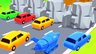 SHAPE-SHIFTING 🚁🚘🚙 Gameplay All Levels Walkthrough Android, iOS New Game Mobile Game Pro Score High