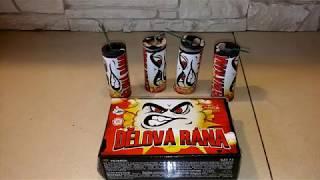 Delova Rana Klasek Mega Moc FIRE.SHOP.PL