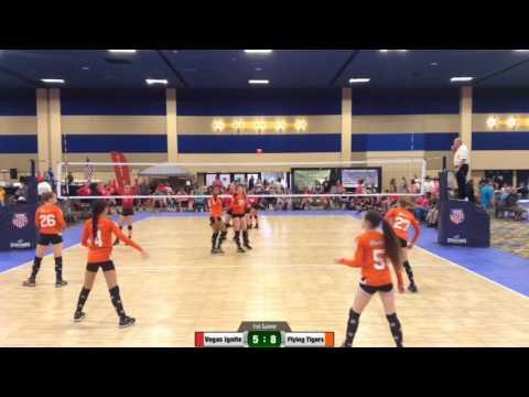 5 29 17 West Coast Nationals Monday Vegas Ignite