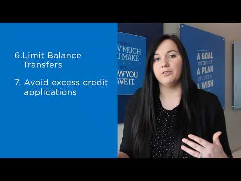 How to Increase Your Credit Score by ORNL FCU