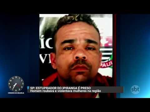 Acusado de roubar e violentar mulheres é preso em São Paulo | Primeiro Impacto (27/10/17)