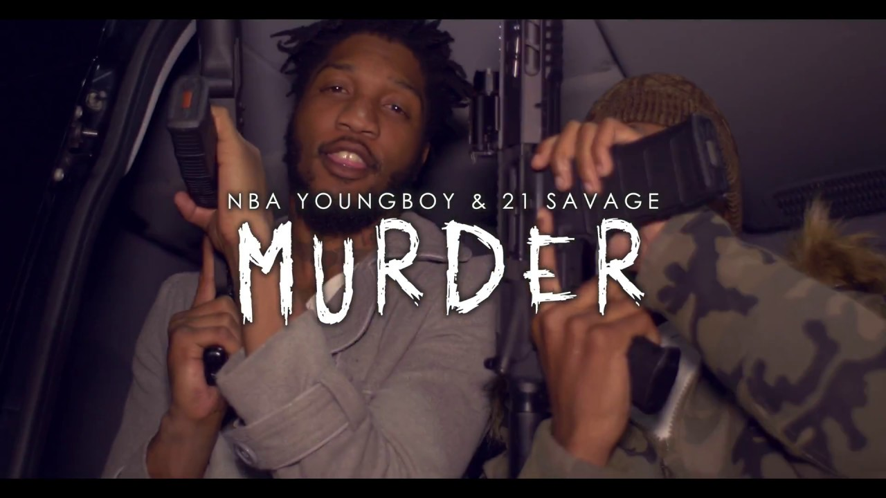 Download YoungBoy Never Broke Again - Murder Remix ft. 21 Savage