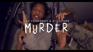 Murder (feat. 21 Savage) - Remix
