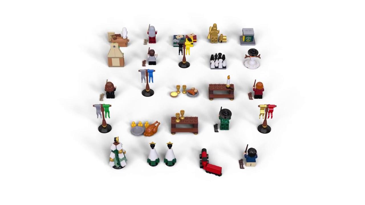 Calendario Harry Potter.Lego 75964 Calendario Dell Avvento Harry Potter