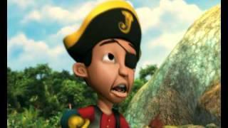 Upin & Ipin - Kembara ke Pulau Harta Karun (Bah. 3)