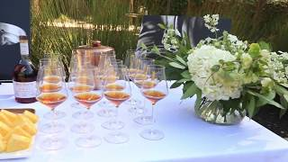 Tercet Launch at Hess Winery