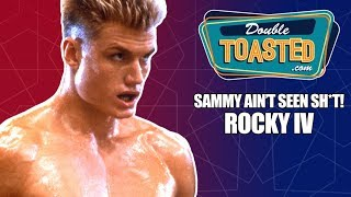 ROCKY IV - MOVIE REVIEW HIGHLIGHT - Double Toasted