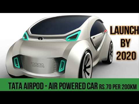 Tata Airpod Compressed Air Powered Car Launch By 2020 Youtube Rh Com