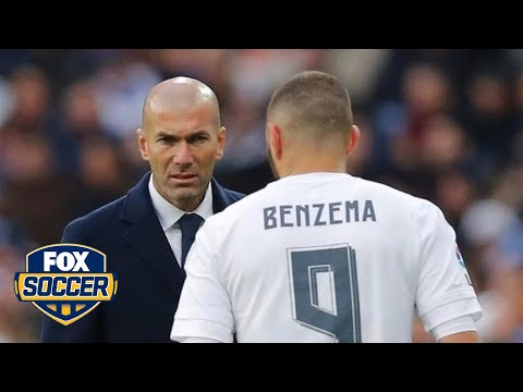 Benzema thriving under Zidane management at Real Madrid