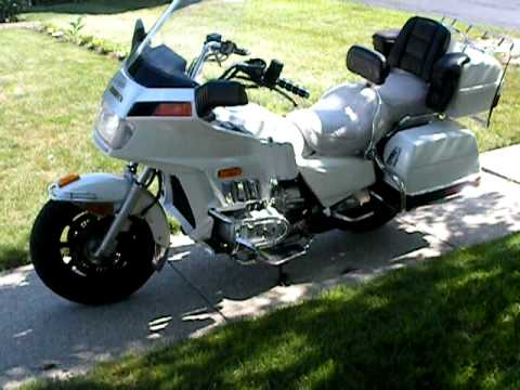 Honda Goldwing Gl1200 Youtube | Autos Post