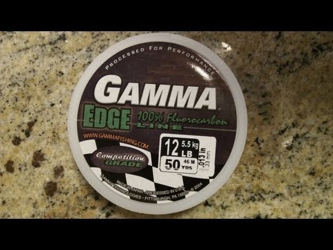 Gamma line doovi for Gamma fishing line