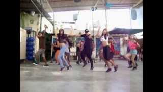 MAGIC - COREOGRAFIA - BPM DADDY YANKEE