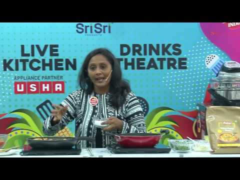 India Food Forum 2017 - VKL FOOD Solutions Live Kitchen