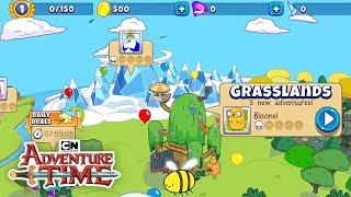 Adventure Time | Bloons TD Gameplay | Cartoon Network