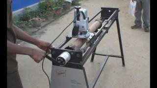 Repeat youtube video Router Lathe