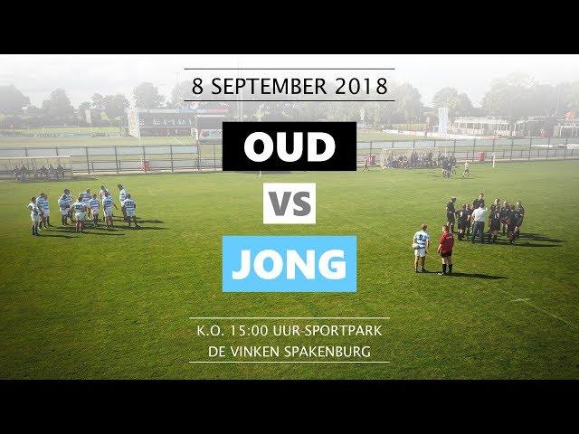 RC Spakenburg - Oud tegen Jong 2018 - 4K