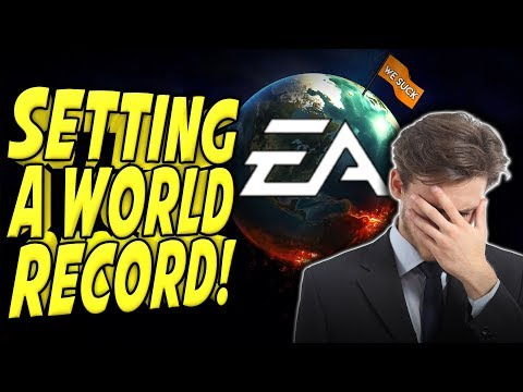 EA Is Officially The WORST In The WORLD!?