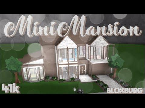 Bloxburg: Mini Mansion 41k
