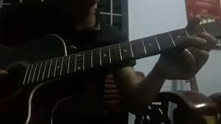 Có anh ở đây rồi guitar cover by Nhật Quang