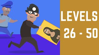 Master Thief Game Walkthrough Level 26-50