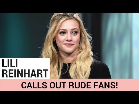 Download Youtube: Lili Reinhart Calls out Fans Who Disrespect Her