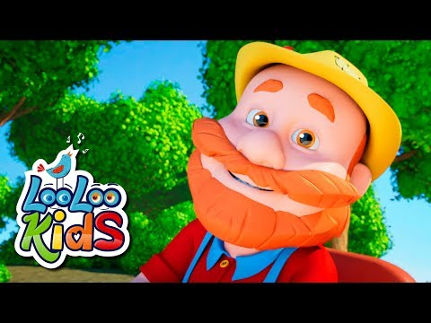 The Farmer in the Field - THE BEST Songs for Children | LooLoo Kids