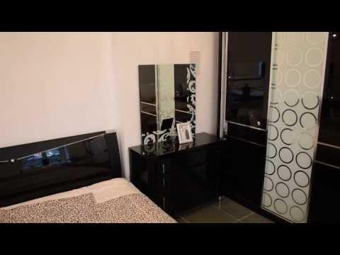 Комод с зеркалом Z-506 День и Ночь коллекции современной мебели от мир мебели София