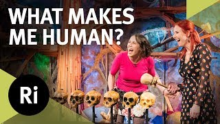 Christmas Lectures 2018: What Makes Me Human? - Alice Roberts and Aoife McLysaght