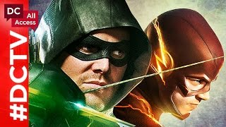 Flash & Arrow Crossing Over + Azrael Coming to Gotham?