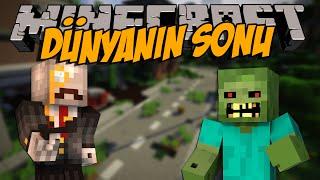 ISIRAN ZOMBİLER!   DÜNYANIN SONU    Minecraft Roleplay