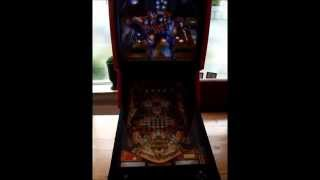 KISS Pinball   Arcade bartop Showcase