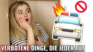 7 VERBOTENE DINGE DIE JEDER TUT! | LiDiRo